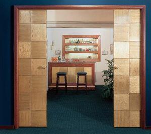 Collezione Century, Personalizado puertas correderas, para la decoración del hotel, la artesanía de alta calidad