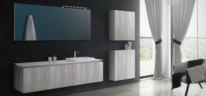 Plane Tecno 01, Muebles de ba�o simples y elegantes