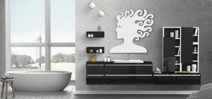 Torana TR 016, Grandes muebles de ba�o, con elementos de almacenamiento