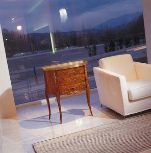 Art. 01, Gabinete de madera para casas de estilo clásico