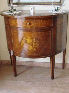 Art. 35, Muebles clásicos de la entrada, en madera de brezo, para el hogar