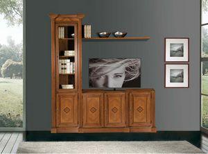 Art. 3606, Gabinete en madera de nogal