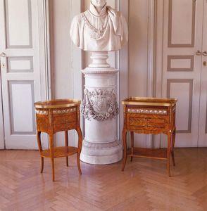 Art. 47, Gabinete de madera oval para el hogar