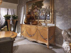 Mueble 1260, Muebles de lujo clásico