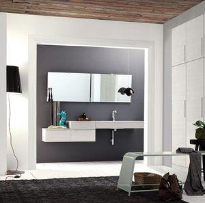 Byte 2.0 comp.11, Mueble de baño también adecuado para personas con discapacidad