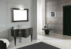 DECÒ D03, Mueble lavabo con cajones
