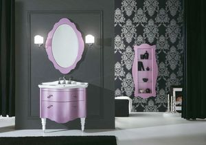 DECÒ D06, Mueble lavabo con cajones