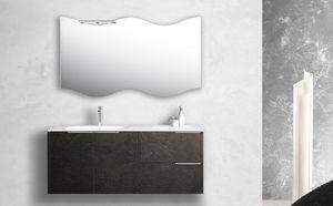 Singoli S 30, Mueble de ba�o con lavabo integrado