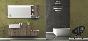 Torana TR 030, Mueble de ba�o con lavabo integrado