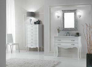 VOGUE 05, Mueble lavabo con cajones