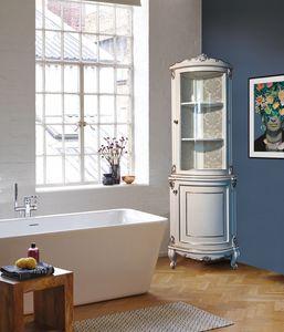 Art. 2763 Elodie, Mueble de baño de esquina en estilo clásico
