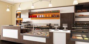 Revolución - muebles para panaderías y cafeterías, Muebles completos para panaderías y cafeterías