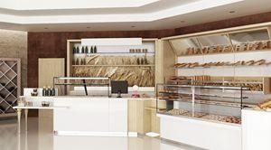 Revolution - muebles de panadería, Muebles completos para panadería