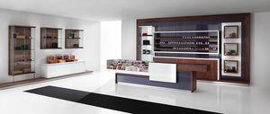 Revolution - muebles para quioscos y estancos, Muebles diseñados para la decoración de quioscos y estancos