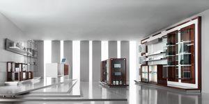 Revolution - muebles para teléfonos y tiendas de alta fidelidad, Muebles para telefonía y tiendas de electrónica