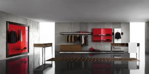 Revolution - muebles para tiendas de ropa 2, Muebles para tienda de ropa
