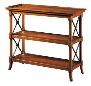 Veronica FA.0091, Pocos muebles con tres estantes, en estilo clásico de lujo