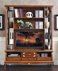 Art. 3078, Mueble TV en estilo clásico.
