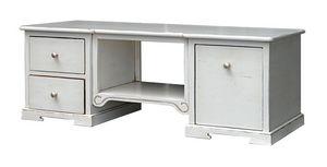 Chanel BR.0302, TV mesa de café soporte, de estilo clásico