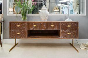 Florida gabinete, Mueble de tv de madera