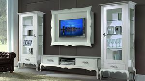 Italia, Mueble de TV para sala de estar