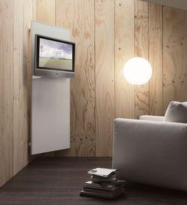 k102 nascondinoTV, Sistema de televisión moderno con dresshanger y objectbox sistema