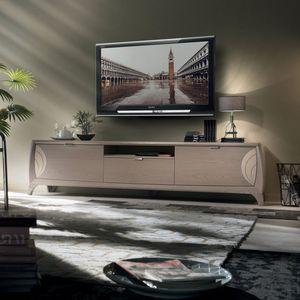 Luna LUNA5040, Mueble de TV con cajones