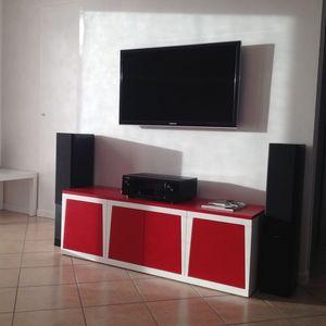 Minired, Modular soporte de TV para salas de estar