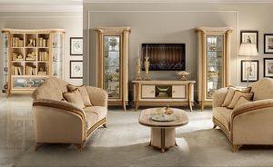 Mueble de televisión Melodia, Mueble de televisión para los clásicos salones