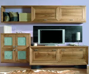 119, Gabinete personalizable para sala de estar, con Svaroski
