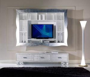 Allegra Living, Mueble de TV para sala de estar