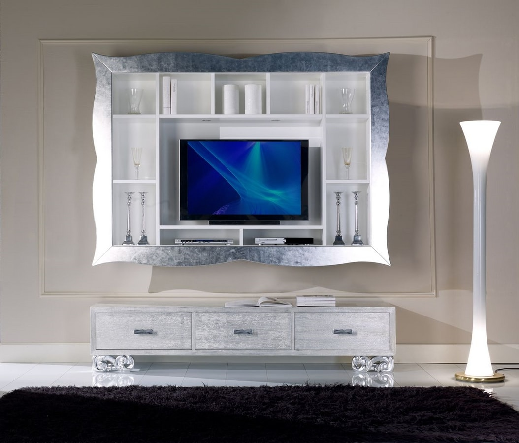 Allegra Living, Mueble de TV para sala de estar