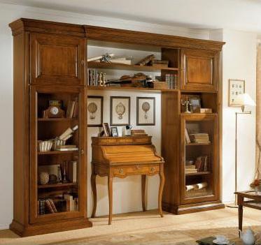 Art.0744/L, Muebles de estilo clásico para salas de estar