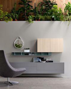 Citylife 05, El sistema de mobiliario para salas de estar modernas, personalizable