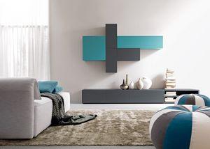 Citylife 45, Composici�n para salas de estar, personalizable