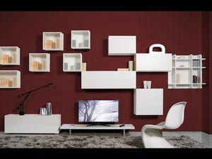 Climb Day 06, Muebles modulares para salas de estar