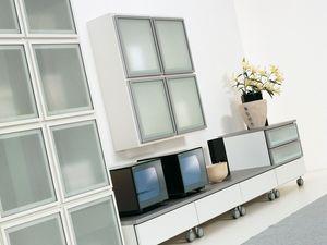 Día Lara, Sistema modular para salas de estar, de diseño elegante