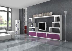Egon, Stand de diseño de TV de su salón de moda