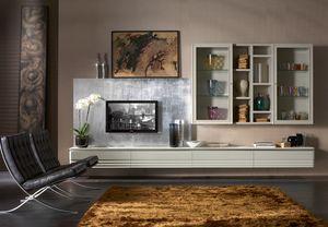 Elettra Art. EL1028, Sistema de muebles de sala modular