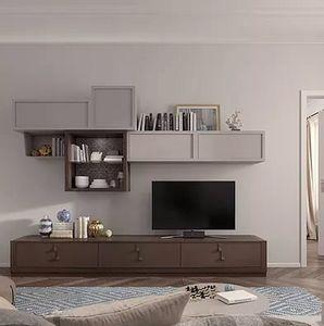 Flor comp. 47 F25, Mobiliario modular para salón