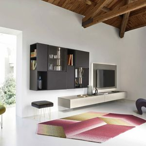 Lampo L5C39, Muebles modernos para sala de estar.