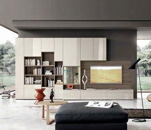 Modo M5C64, Muebles modulares para salón