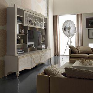 New Age Art. NA007, Muebles de sala con puerta abatible