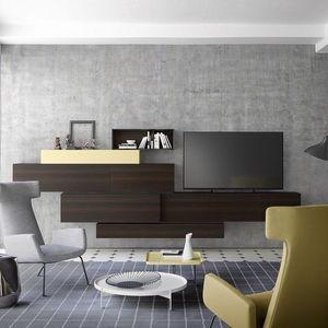 People P215, Sistema modular para la decoración de la sala de estar