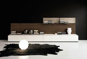SEVENTY DAY comp.02, Muebles de la sala de estar, contenedores modulares para estancia