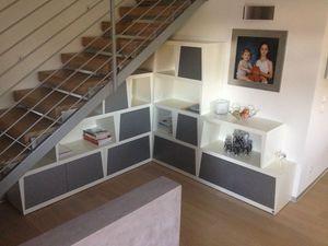 Silver, Mobiliario modular adecuado para salas de estar