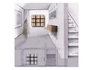 Trealcubo comp.05, Sistema modular para muebles