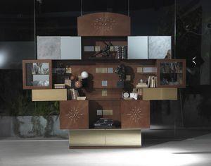 VL29 Klimt armario, Muebles de sala con espejos, a precio de salida