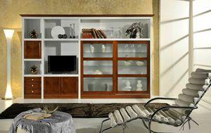 Zaffiro, Muebles de salón personalizables