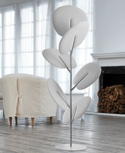 Botanica totem, Paneles absorbentes de sonido independientes